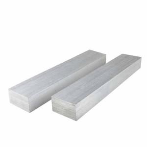 6061 Square Shape Aluminum Flat Bar High Durability 1 – 200MM Diameter