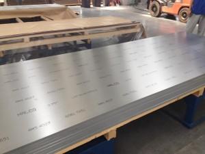 6061 Aluminum Alloy Plate T6 T651