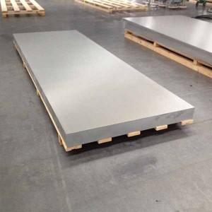 Pure Aluminum 1070 Sheet Plate with High Electric Conductive