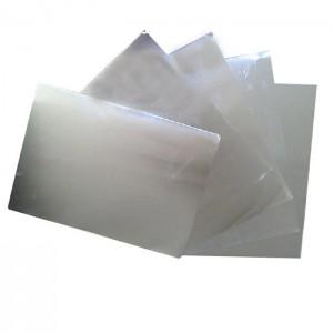 Free sample for Aluminum Plate 15mm - Silvery Surface 1050 Pure Aluminum Sheet – Miandi