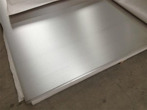 Marine Grade 5754 Aluminum Sheet High Strength 5754 Aluminum Plate
