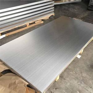 Structural Application 6082 Aluminum Plate Sheet 6082 T6