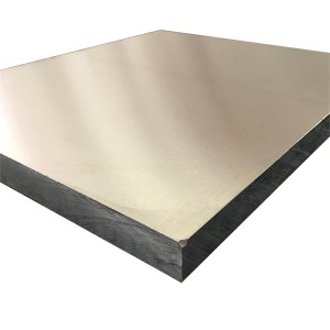 China Manufacturer for Aluminum Flat Rod - 5052 and 6061 High Precision Ultra Flat Aluminum Plate – Miandi