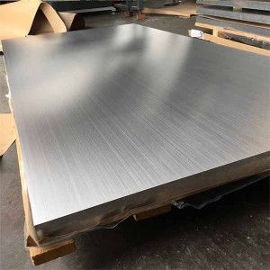 6060 Aluminum Alloy Sheet for Industry Usage